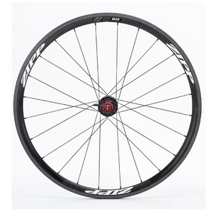 Zipp 202 Tubular Rear Wheel 24 spokes 10/11 Speed Campagnolo Cassette Body White Decal (Special Order)