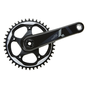 SRAM Force CX1 Crank Set GXP 175mm 110BCD (Chainring and GXP Cups Not Included)