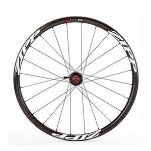 Zipp 202 Carbon Clincher Disc Brake Rear Wheel 24 spokes 10/11 Speed Campagnolo Cassette Body White Decal (Special Order)