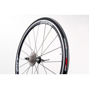 ZIPP 30 Course Disc Brake Rear Clincher 10/11 Speed Campag  (QR & 12x135/142mm Through Axle Caps)