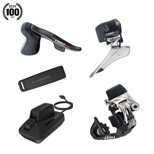 Sram Red Etap Road Wifli Groupset (Shifters, Wifli Rear Derailleur And Battery, Front Derailleur And Battery, Charger And Cord, Usb Stick And Quick Start Guide)