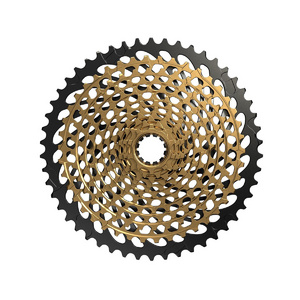 SRAM CASSETTE XX1 EAGLE XG-1299 10-50 12 SPEED GOLD