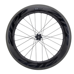 ZIPP 808 FIRECREST CARBON CLINCHER RIM BRAKE 2019 REAR QUICK RELEASE B1