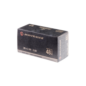 Bontrager Heavy Duty Presta Valve Bicycle Tubes