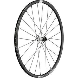 PR 1600 SPLINE disc brake wheel, clincher 23 x 18 mm, front