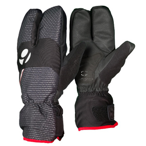 Bontrager RXL Waterproof Softshell Split Finger Glove