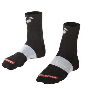 """Bontrager Race 2.5"""" Sock 3-Pack"""