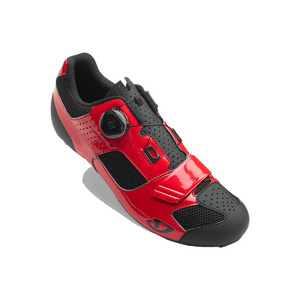 GIRO TRANS (BOA) ROAD CYCLING SHOES 2019: BLACK 42