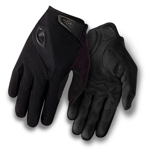 Giro Bravo Lf Road Cycling Gloves Black