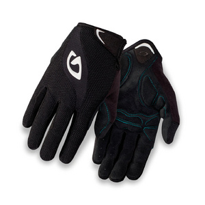 Giro Tessa Lf Women'S Road Cycling Gloves Black/White
