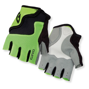 Giro Bravo Junior Cycling Gloves Black