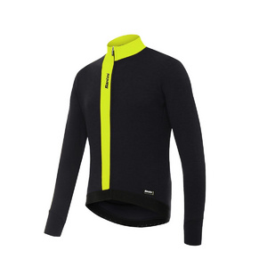 SANTINI ORIGINE WINTER LONG SLEEVE JERSEY