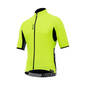 SANTINI BETA LIGHT SHORT SLEEVE WIND JERSEY