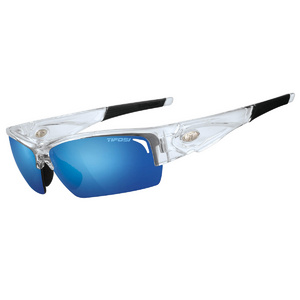 Tifosi Lore Crystal Clear Clarion Blue Lens Clear Clarion Blue