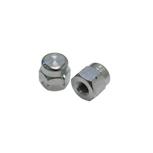"Tacx Axle Nuts For Non-Q/R Wheels 3/8"" (pair)"