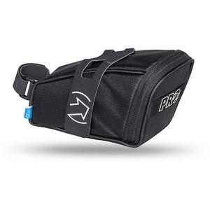 Maxi Pro saddlebag with Velcro-style hook-and-loop strap