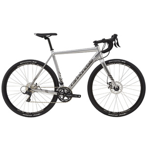 Cannondale CAADX Sora Silver