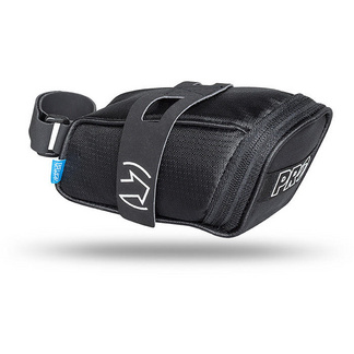 Medi Pro saddlebag with Velcro-style hook-and-loop strap