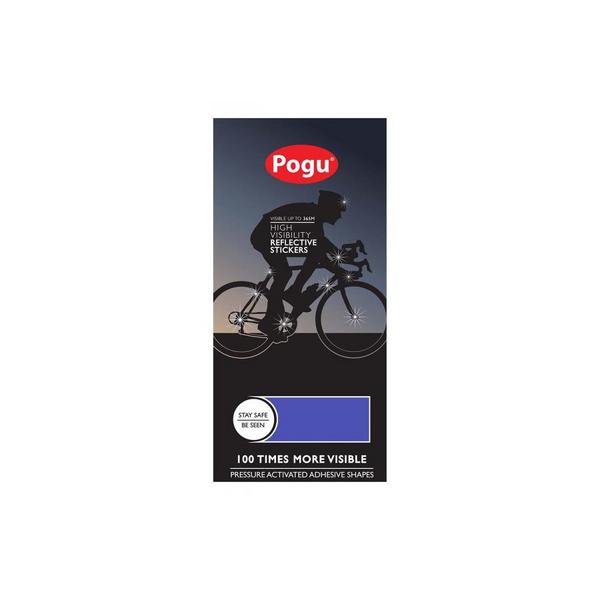 Pogu Reflective Visibility Stickers