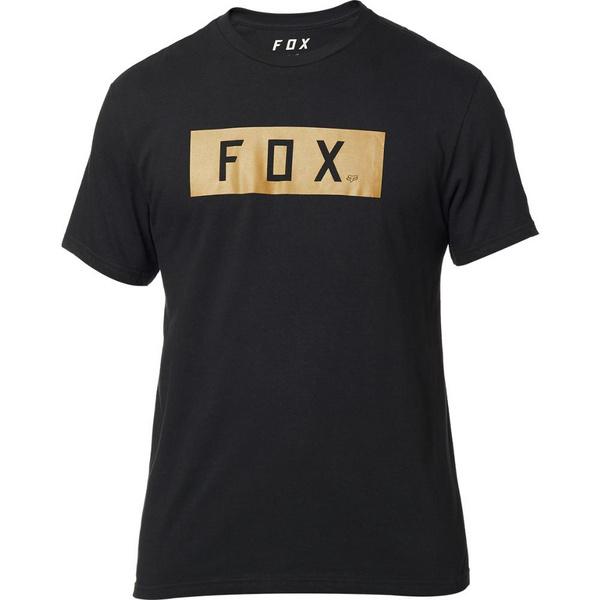 Fox Solo Ss Tee [Blk]