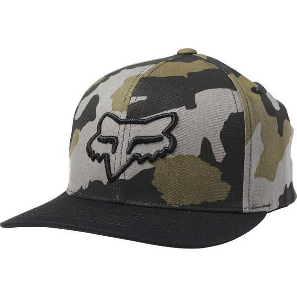 Fox Scheme 110 Snapback Hat [Cam]