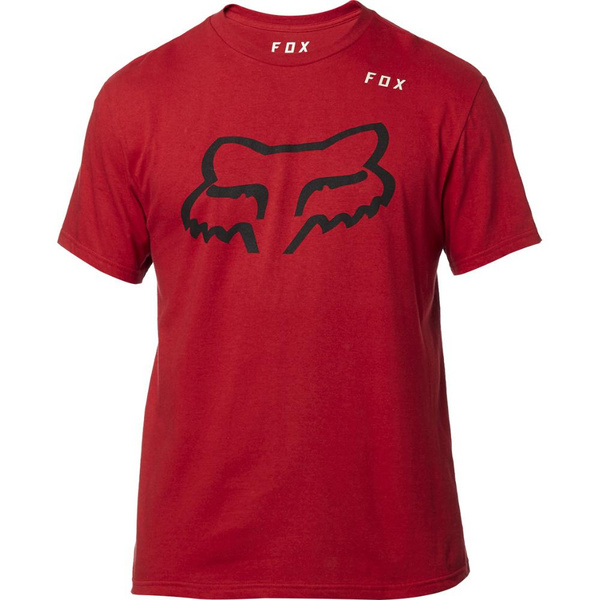 Fox Grizzly Ss Tee [Crdnl]