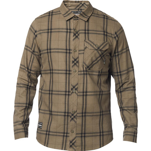 Fox Voyd 2.0 Flannel [Dirt]