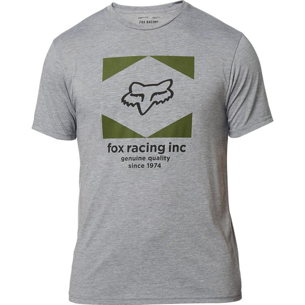Fox Studio Ss Tech Tee [Htr Graph]