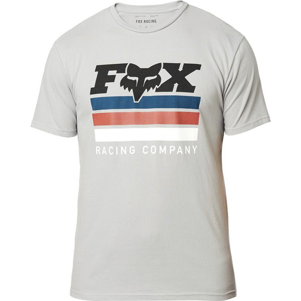 Fox Street Legal Ss Airline Tee [Stl Gry]