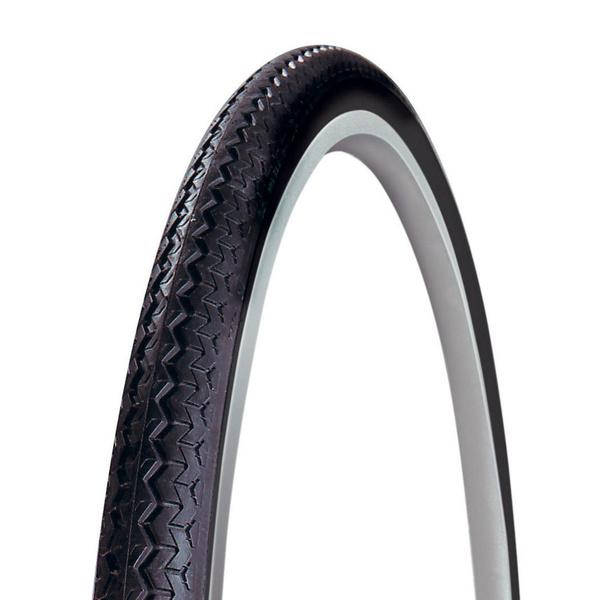 """Michelin World Tour Tyre 650 x 35a / 26 x 1.375"""" Black (35-590)"""