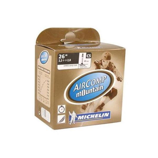 "Michelin Aircomp Ultralight 26"" Tubes"