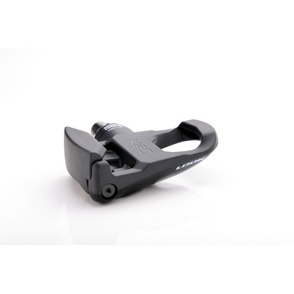 LOOK KEO Easy Pedals Cromo Axle w/ KEO Cleat Black 140g