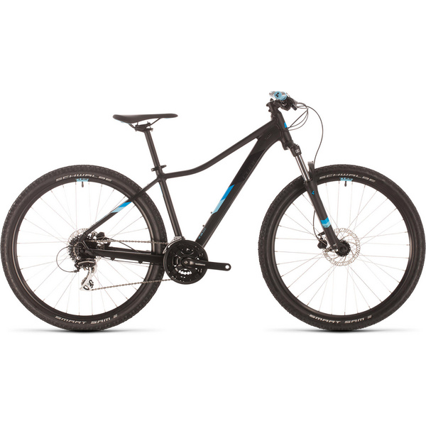 Cube Access Ws Eaz Black/Blue 2020