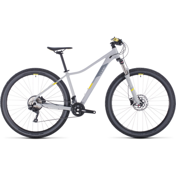 Cube Access Ws Race Grey/Lime 2020