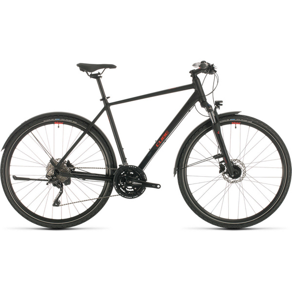 Cube Nature Exc Allroad Black/Red 2020