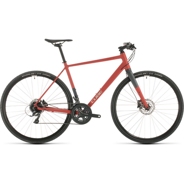 Cube Sl Road Red/Grey 2020
