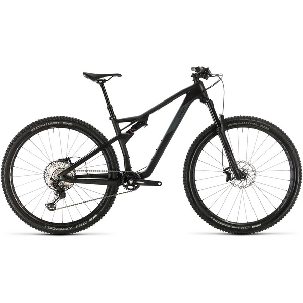 Cube Ams 100 C:68 Race Carbon/Grey 2020