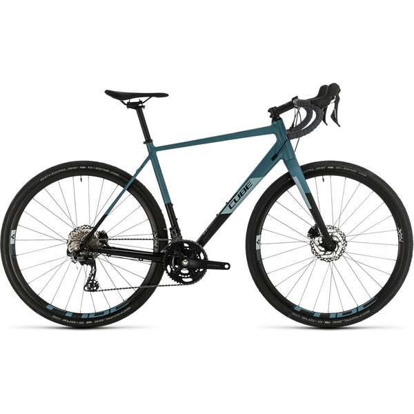 Cube Nuroad Race Black/Greyblue 2020