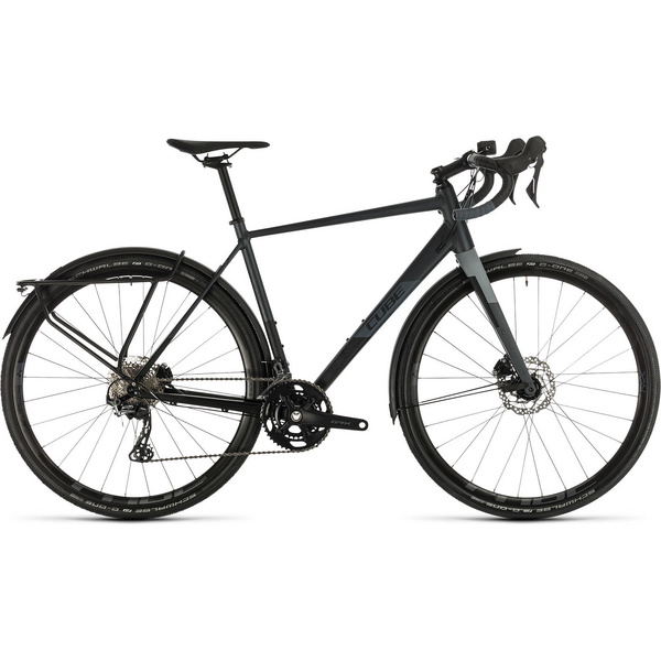 Cube Nuroad Race Fe Black/Iridium 2020