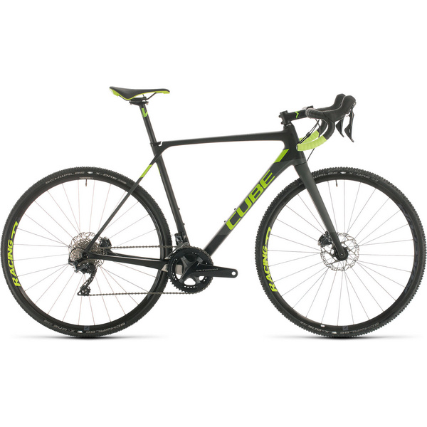 Cube Cross Race C:62 Pro Carbon/Green 2020