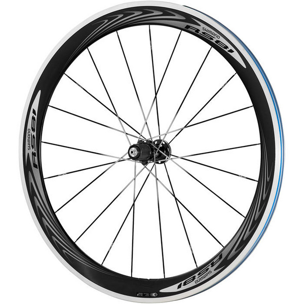 Shimano Whel Rs81 C50 Carbon Clinch Pr