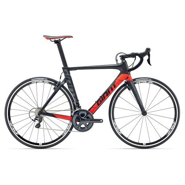 Propel Advanced 1 M Carbon/Red