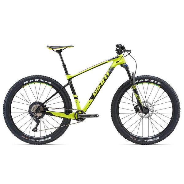 XTC Advanced + 2 M Neon Yellow