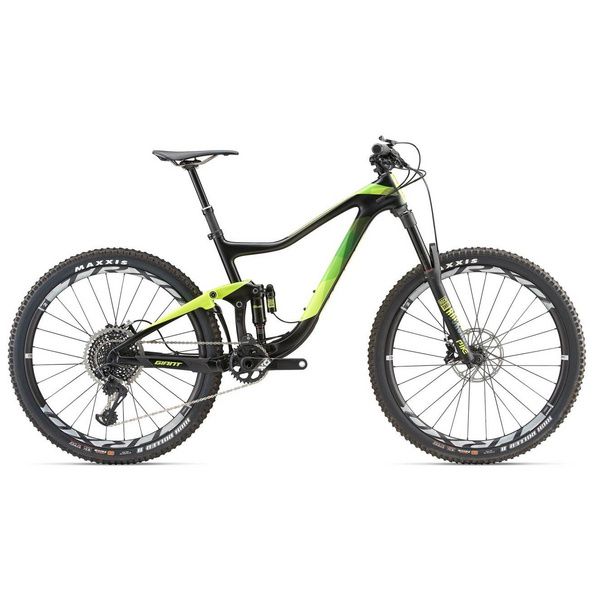 Trance Advanced 0 M Carbon