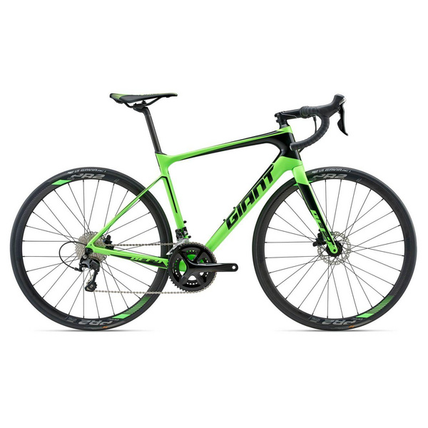 Defy Advanced 2 M Neon Green