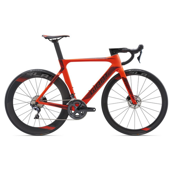 Propel Advanced Disc M Neon Red