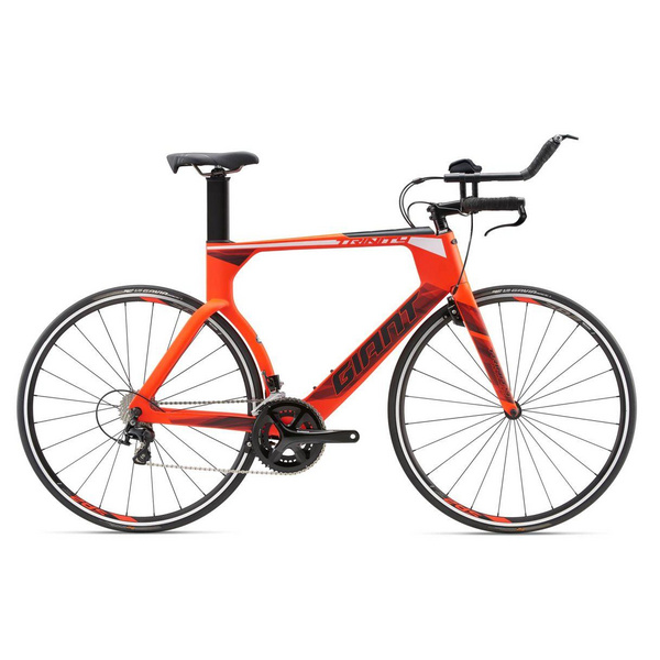 Trinity Advanced M Neon Red