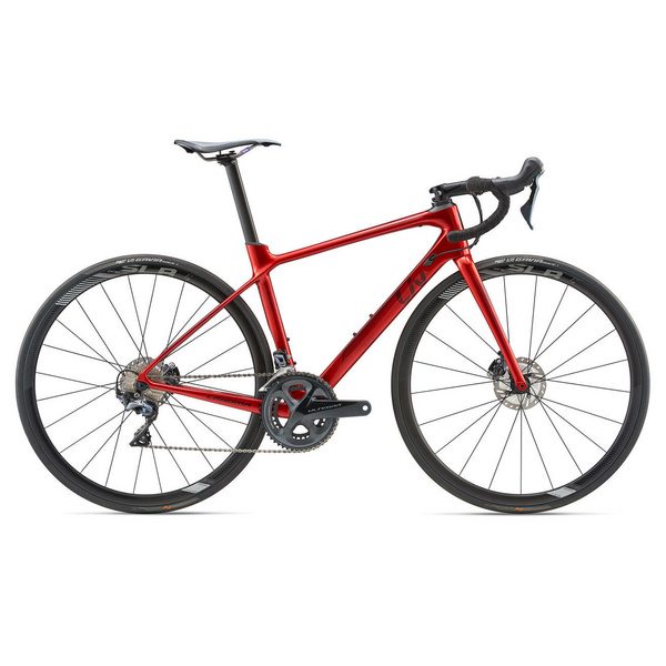 Langma Advanced Pro Disc S Red