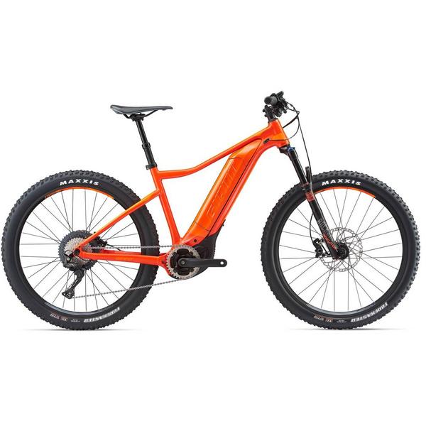 Dirt-E+ 1 Pro 25km/h M Neon Red/Orange