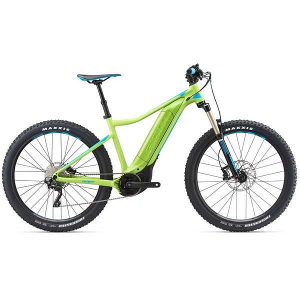 Dirt-E+ 2 Pro M Green/Blue